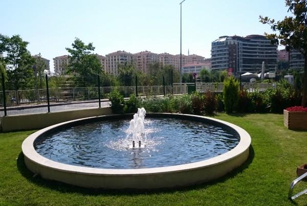 Site Giris Havuzları 4 Ad.